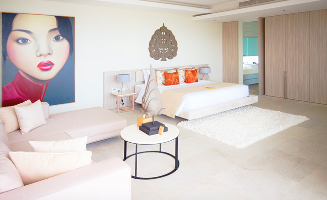 How To Design Your Bedroom Like A Luxury Villa Room Samujana,What Color Paint For Bathroom
